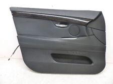 10-17 BMW 550i GT F07 Front Left Driver Side Door Trim Panel OEM