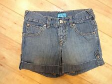 Girl TCP The Childrens Place Denim Blue Shorts 8 NWOT