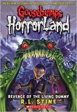 Revenge of the Living Dummy (Goosebumps Horrorland), New, R L Stine Book