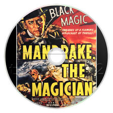 Mandrake, the Magician (1939) Action, Adventure Movie / Film on DVD