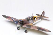 Tamiya America [TAM] 1:48 Supermarine Spitfire MK 1 Plastic Model Kit TAM61032