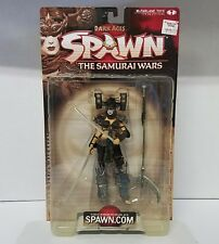 McFarlane Toys Dark Ages Spawn The Samurai Wars Lotus Angel Warrior 2001 Figure