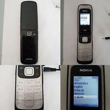 CELLULARE NOKIA 2720 GSM UNLOCKED SIM FREE DEBLOQUE