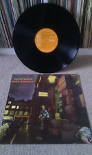 DAVID BOWIE The Rise And Fall Of Ziggy Startdust 1972 LP RARE 1ST 1E / 1E Press!