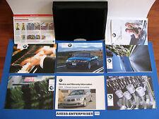 04 2004 BMW E46 Cabriolet 325 330 Ci 325Ci 330Ci Owners Manuals Books Set # F195
