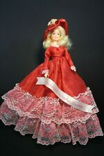Eegee - Dolly Party - Dolly Parton Fashion Doll on Musical Stand & Banner RARE