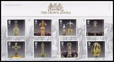 2011 GB The Crown Jewels Royal Mail Mint Stamps Presentation Pack No.459