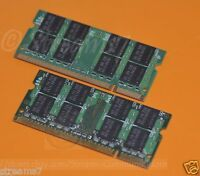 4GB (2x2GB) DDR2 Laptop Memory for TOSHIBA Satellite L305, L305-S5919 Notebook
