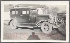 Vintage Car Photo 1928 1929 1930 Studebaker Automobile 699963