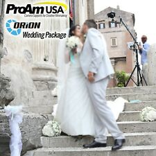 ProAm USA Orion DVC210 Wedding Production Package, 12 ft