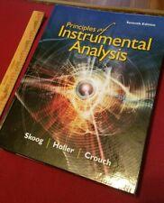 Principles of Instrumental Analysis Skoog Holler Crouch 2018