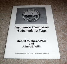 Insurance Company Automobile Tags (1988)-box 27