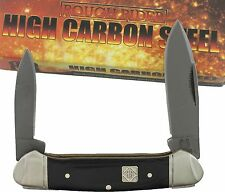 Rough Rider High Carbon Canoe Pocket Knife RR1571 2 Folding Blades