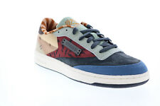 Reebok клуб C 85 кунг-фу Панда мужской серый сотрудничество кроссовки обувь