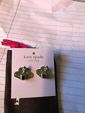 Kate Spade New York Peacock Stud Earrings