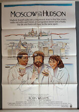 Cinema Poster: MOSCOW ON THE HUDSON 1984 (One Sheet) Robin Williams