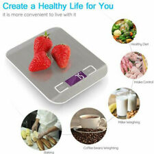 Food Digital Scale Kitchen Weight Grams Oz Small 5000g x 1g Cooking Baking US