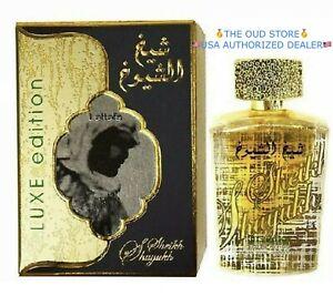Sheikh Al Shuyukh Luxe Edition 100 ML By Lattafa Perfumes:🥇Top Tier Awarded🥇