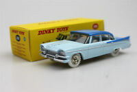 Blue Dinky TOYS 1:43 Dodge Royal Sedan  Alloy car Model supercar Atlas