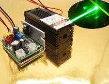 520nm 1000mW Green Laser Module/Analogue Modulation/Nichia NDG7475 520nmLD Built