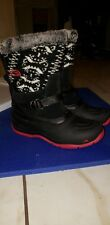 The North Face Women's tnf Winter Grip Boots Size US 7 black