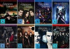 The Vampire Diaries Staffel 1-8 (1+2+3+4+5+6+7+8) DVD Set NEU komplette Serie