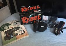 Canon EOS Rebel T4i / EOS 650D 18.0MP Digital SLR Camera - Black (BODY ONLY)