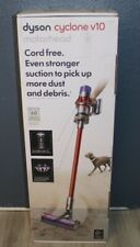 """Dyson V10 Cyclone Motorhead Red Cordless Stick Vacuum Cleaner """"New�"""