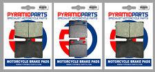 Ducati 888 Roche Replica 1991 Front & Rear Brake Pads Full Set (3 Pairs)