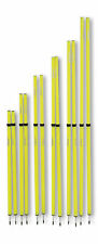 Uber Soccer Adjustable Speed and Agility Training Poles