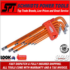 SP Tools T834518 Torx Wrench - 9 Pieces