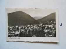 Postkarte Ansichtskarte Thüringen.Friedrichroda