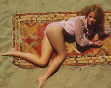 "Jane Fonda 10"" x 8"" Photograph no 7"