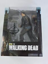 Daryl Dixon 10-inch Deluxe Figure AMC THE WALKING DEAD McFarlane Toys NIB New ""