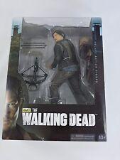 "Daryl Dixon 10-inch Deluxe Figure AMC THE WALKING DEAD McFarlane Toys NIB New """