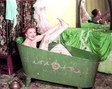 "AMANDA BLAKE ""MISS KITTY"" IN CBS SHOW ""GUNSMOKE"" - 8X10 PUBLICITY PHOTO (RT369)"