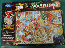 Wasgij Christmas Puzzles
