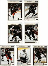 ANAHEIM DUCKS, 7  X DIFFERENT 2012-13 NHL CARDS, GREAT LOT.