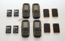 Lot of 4 Sonim XP5560 Bolt Unlocked At&t GSM Waterproof Military Rugged Phone