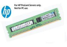 HP 8GB DDR3 ECC RAM UDIMM Microserver Gen8 / G1610T Smart Memory 1866 / 1600 Mhz