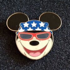 DISNEY PIN - Bandana Mickey, Pin #101193