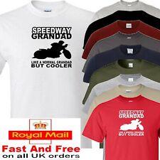 speedway t shirt grandad