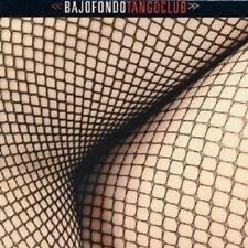"""BAJOFONDO TANGO CLUB """"BAJOFONDO TANGO CLUB VOL.1 CD NEW+"""