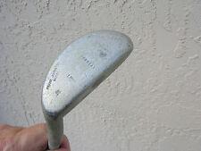 """Golfcraft Frank Johnston Highlander Fiberglass Putter 34"""" Leather Putter Grip"""