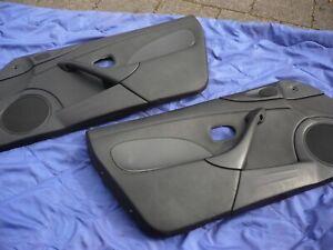 Mazda MX5 NB FL Türverkleidung Türpappe