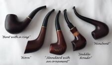 Wooden Plain Collectable Tobacco Pipes