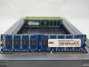 LOT 12 OWC ACTICA WINTEC 4GB 2RX8 DDR3 PC3-10600 1333MHZ ECC UNB DIMM MEMORY RAM