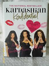 KARDASHIAN KONFIDENTIAL HARDCOVER  NONFICTION BOOK