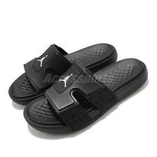 Nike Jordan Hydro 8 VIII Black White Men Sports Sandals Slide Slipper CD2803-001