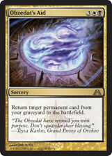 x1 Obzedat's Aid MTG Dragon's Maze M/NM, English